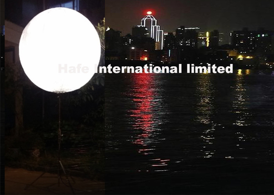 600W Moon Balloon Light Handm Dimmable از 0-100٪ 60000lm درایوهای LED Meanwell